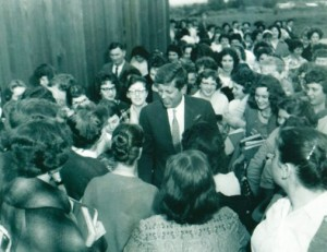 JFK with Marycrest students